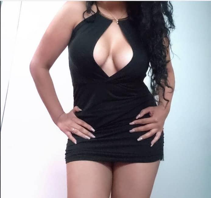 sensual escort morena lista para complacerte